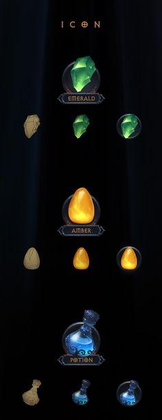 https://www.behance.net/gallery/46573365/Diablo-style-game-UI