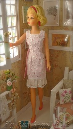 1969 Summer Frost outfit worn by Francie