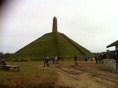 Pyramide Kunstmatig