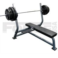 FORCE USA FLAT OLYMPIC BENCH PRESS F-FOB-OLD - FORCE USA FLAT OLYMPIC BENCH PRESS