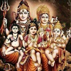 Shiv Parivaar Shiva Parvati Images, Mahakal Shiva, Shiva Statue, Shiva Art, Hindu Art, Krishna, Shiva Yoga, Lord Murugan Wallpapers, Lord Vishnu Wallpapers