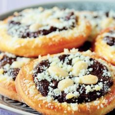 Czech Recipes, Ethnic Recipes, Czech Desserts, Happy Foods, Sweet And Salty, Sweet Recipes, Bakery, Food And Drink, Cooking Recipes