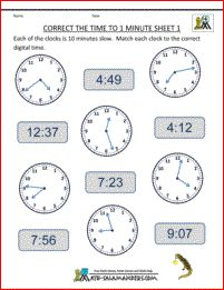 Pin by Stephanie Redmond on time telling | Pinterest | Clock ...