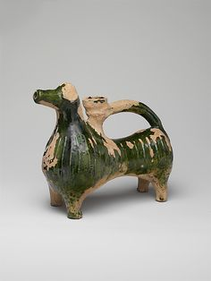 Aquamanile in the form of a Ram. 1250-1350