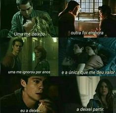 Read 31 from the story gifs e imagens teen wolf 2 by Vai_nessas (Vanessa Vedovoto) with reads. Teen Wolf Scott, Teen Wolf Stiles, Teen Wolf Stydia, Teen Wolf Memes, Teen Wolf Quotes, Teen Wolf Instagram, Tenn Wolf, Cenas Teen Wolf, Meninos Teen Wolf