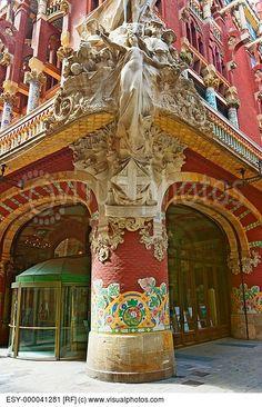 Palau de la Música, Barcelona