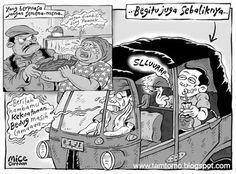 Mice Cartoon, Kompas Minggu - 19 Juni 2016: Begitu Juga Sebaliknya