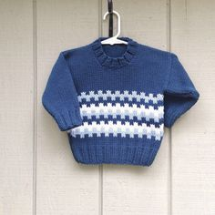 Childs sweater  2 to 3 years  Fair Isle sweater  от LurayKnitwear