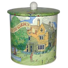 Matthew Rice Biscuit Barrel for £15.00 #fabfind