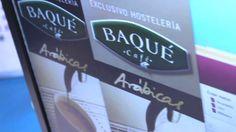 ad hoc Comunicación y Marketing. Gráfica Cafés Baqué