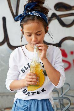 #Kids #Only #White #Sweater #Lemon #Print #Girls #Kids #Fashion #Summer #Meisjes #Kleding Lemon Print, Baby Girls, Ss, Kids Fashion, Children, Summer, Sweaters, Girls, Fashion Trends