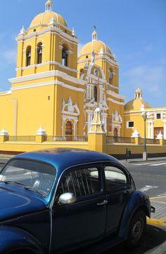 A guide to Trujillo, Peru.