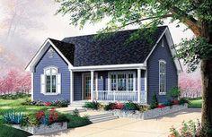 Plan #23-108 - Houseplans.com