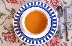 Receta Crema de calabaza HortoGourmet/Pumpkin soup