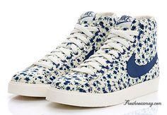Liberty x Nike Sportswear   WMNS Blazer High   Spring/Summer 2009