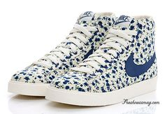 Nike Liberty.....feedsack inspired....so cute