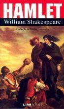 """hamlet_9788525406118_9788525408532_m.jpg (130×220) Hamlet, de William Shakespeare, é uma obra clássica permanentemente atual pela força com que trata de problemas fundamentais da condição humana. A obsessão de uma vingança onde a dúvida e o desespero concentrados nos monólogos do príncipe Hamlet adquirem uma impressionante dimensão trágica.  Nesta versão, Millôr Fernandes, crítico contumaz dos """"eruditos"""" e das """"eruditices"""" que – nas traduções – acabam por comprometer o sentido dramático e…"""