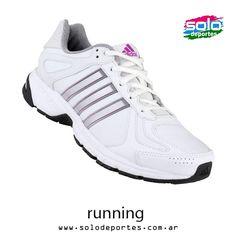 Duramo 5 Lea W Blanco/Gris/Púrpura  Marca: Adidas 100010Q22306001   $ 619,00 (U$S 107,09)