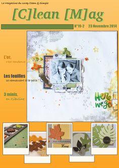Clean Mag N°19/2 : 11/2014  http://issuu.com/cleanmag1/docs/cm19-2-fini3