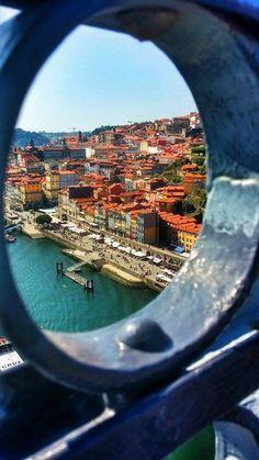 Porto / Portugal - f. Visit Porto, Visit Portugal, Spain And Portugal, Portugal Travel, Places To Travel, Travel Destinations, Places To Visit, Travel Tips, Porto City