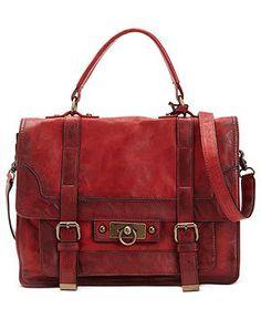 Frye Cameron Satchel - Frye - Handbags & Accessories - Macy's