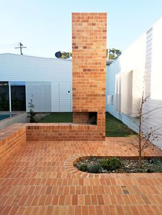 Outdoor Fire, Outdoor Areas, Outdoor Rooms, Outdoor Living, Outdoor Decor, Patio Interior, Interior Exterior, Exterior Design, Landscape Design