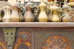 A Stroll Through Souq Waqif in Doha | Traditional Wares
