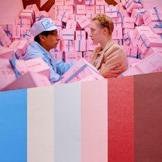 Inspiration + Paper = Famous Movie Scenes | Design & Paper