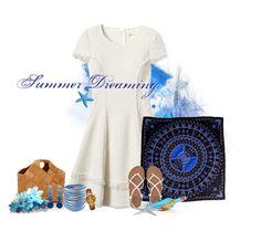 """Summer Dreaming"" by melvinwareagle on Polyvore featuring Rebecca Taylor, Billabong, Loewe, Rebecca de Ravenel and Michael Kors"