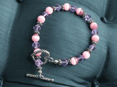 Jewelry Making Designs - Princess Bracelet