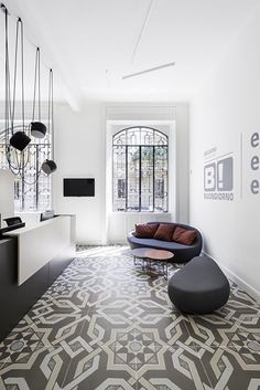 _office remont buongiorno B!, Mediolan, Cristiana VANNINI