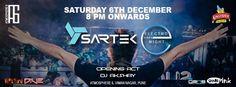 Atmosphere6 DJ SARTEK color