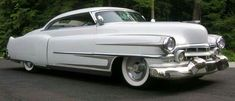 1952 Cadillac DeVille Maintenance/restoration of old/vintage vehicles: the material for new cogs/casters/gears/pads could be cast polyamide which I (Cast polyamide) can produce. My contact: tatjana.alic@windowslive.com