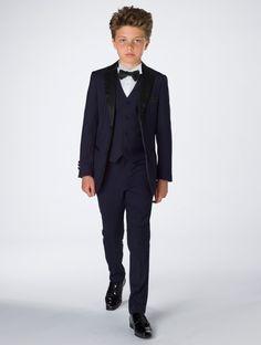 b0fb0e28530 Boys navy tuxedo - James. Navy Prom SuitNavy ...