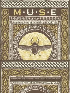 GigPosters.com - Muse  http://www.gigposters.com/designer/50897_Status_Serigraph.html