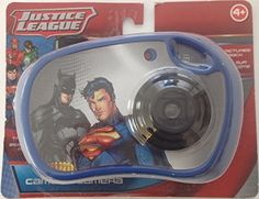 Justice League Play Camera ** Read more reviews of the product by visiting the link on the image.Note:It is affiliate link to Amazon.