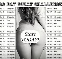 30 day booty workout  Klohe Kardashians inspired