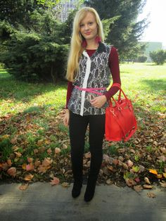 Fashion Happenss: Pink snake