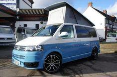 eBay: VW Transporter T28 TDI 4 BERTH CAMPERVAN JUST 29K MILES! #vwcamper #vwbus #vw 4 Berth Campervan, Vw T5, Vw Camper, Caravans, Motorhome, Vehicles, Rv, Caravan Van, Rolling Stock