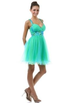 Short Junior prom dress - US Fairytailes