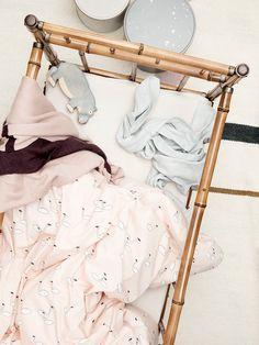 ferm LIVING Swan Junior biancheria da letto/Swan Junior Bedding  https://www.aitonordic.it/collections/kids/products/swan-biancheria-da-letto-junior-rosa-ferm-living
