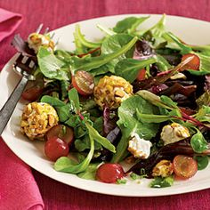 Salads on Pinterest | Salad, Vinaigrette and Salad Bar