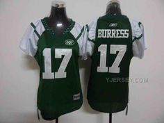 http://www.yjersey.com/jets-17-burress-green-women-jerseys.html JETS 17 BURRESS GREEN WOMEN JERSEYS Only 34.00€ , Free Shipping!
