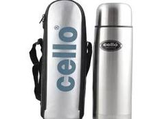 Flat 35% off on Cello Flasks & Containers