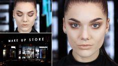 Make Up Store Visit - Part 1 - Everyday makeup Tutorial (with subs) - Linda Hallberg