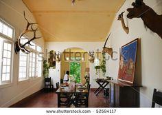 Room At Finca Vigia Where Ernest Hemingway Lived