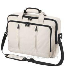 High quality 600D ployester business laptop shoudler bag