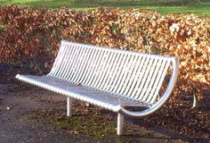 Blueton Limited - The new name in street furniture - Ref 073 Stainless Steel Seating