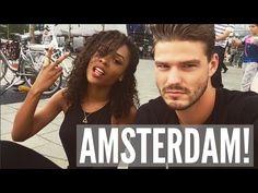 OUR AMSTERDAM VLOG ❤︎ BABE'S FAMILY, NAKED GIRLS, DRIVING STICKS & DID WE BREAK UP?! - YouTube