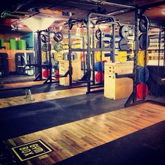 Gymbox Holborn. My second home